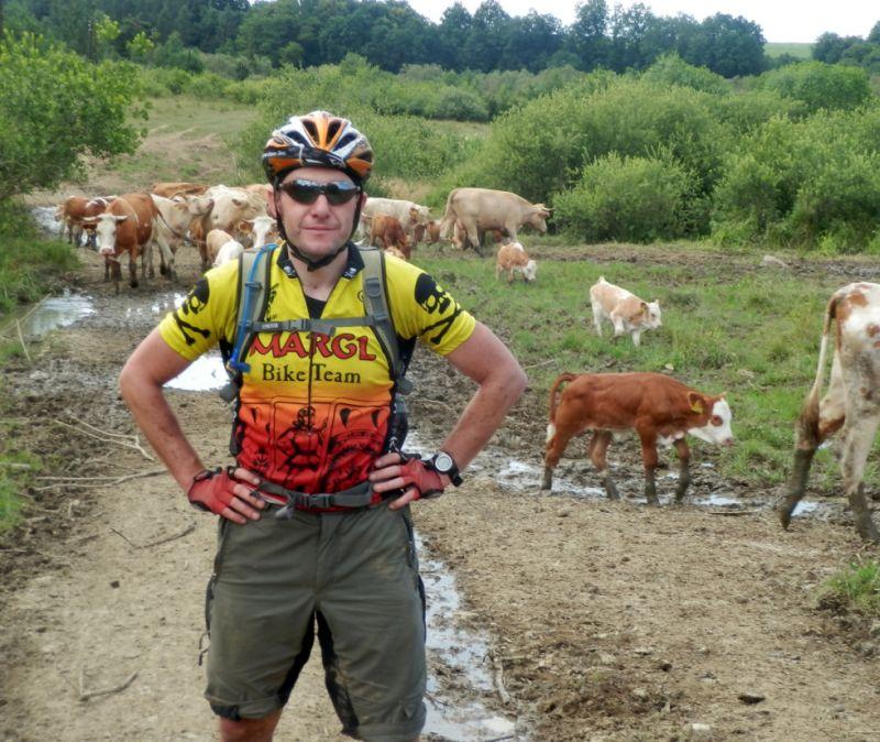 Průjezd Slovenskými pastvinami